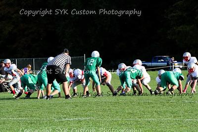 WBMS 8th Grade Football vs Canton South