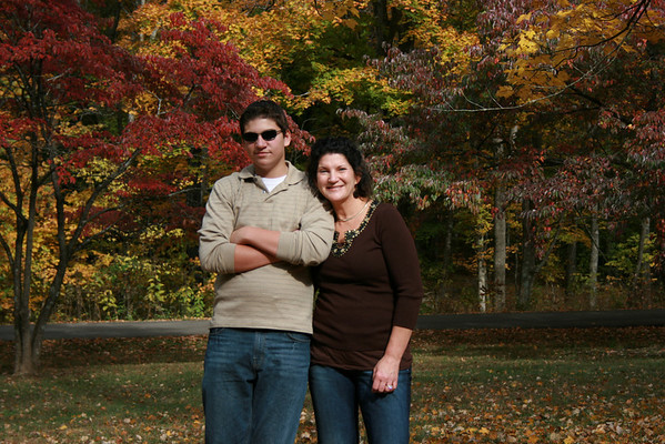 Fall 2009 Family Pictures