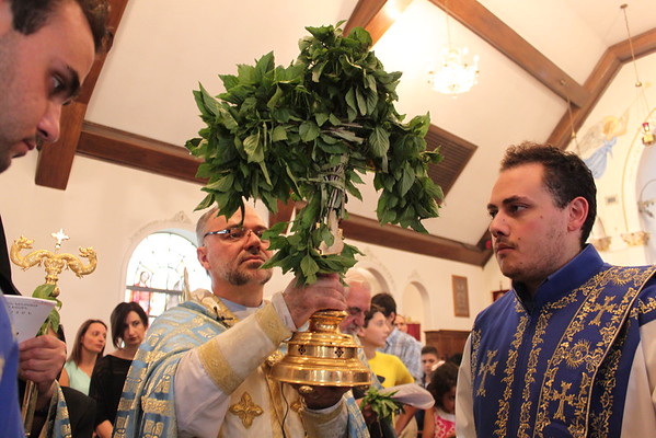 Homecoming Sunday - Feast of the Exaltation of the Holy Cross