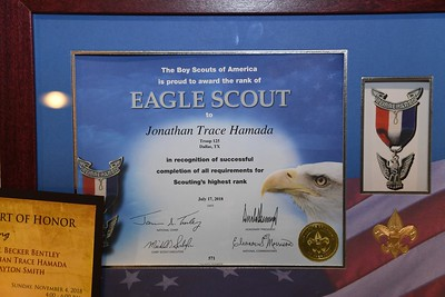 11-4-2018 Trace Hamada Eagle Scout Honor Court