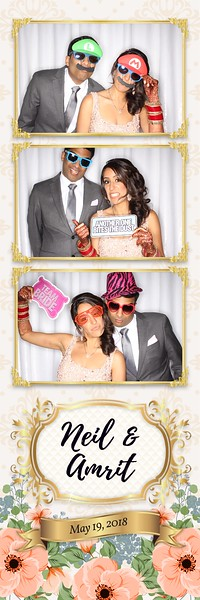 Neil & Amrit