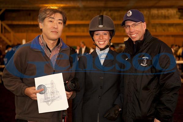 Geneseo Equestrian Meet 2011