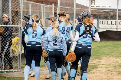 JCHS vs Waterloo Softball 2018