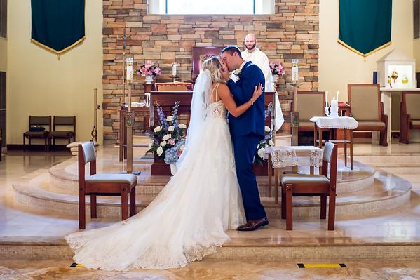 Jenna and Bryan - Ceremony