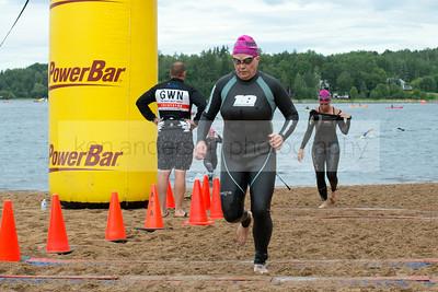 Swim Long Course 50min - 54min