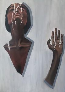 """Light on"" (oil on canvas) by Anna Belyaevskaya"
