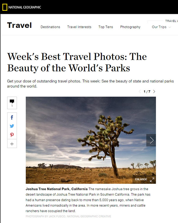 National Geographic: Week's Best Travel Photos