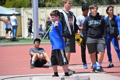 4/29/18 Mini Mustang - Shot Put