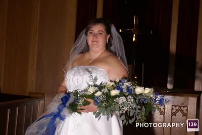 Amy Herrick's Wedding