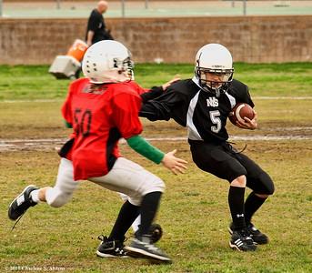 NYS Football 02-27-10 Knights vs Cardinals