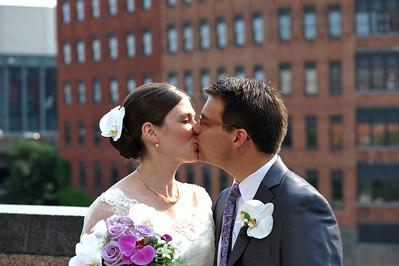 Elizabeth and Brian's Wedding