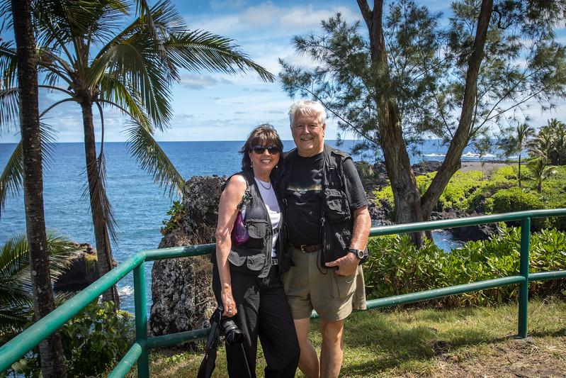 Maui Jack and Sue