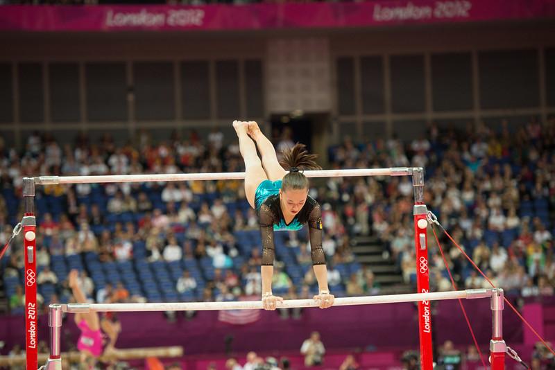 __02.08.2012_London Olympics_Photographer: Christian Valtanen_London_Olympics__02.08.2012_D80_4365_final, gymnastics, women_Photo-ChristianValtanen