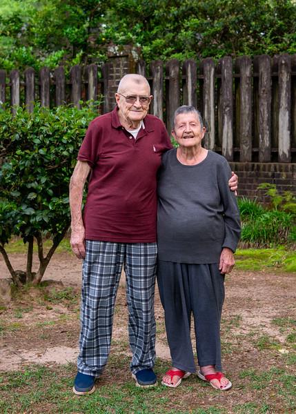 Rita and Roy