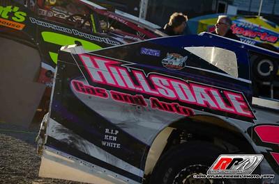 Hard Clay Finale - Orange County Fair Speedway - Dylan Friebel - 10/18/18