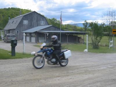 MAX BMW Ride-May 21,2005