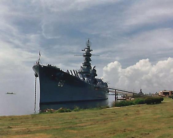 Museums (Naval/Waterborne Forces Displays)