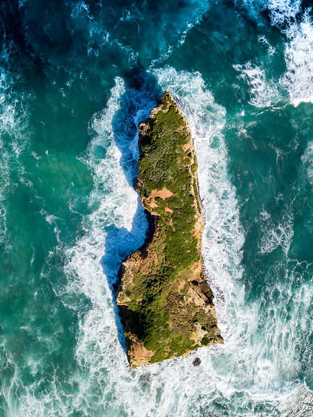 Monolith island