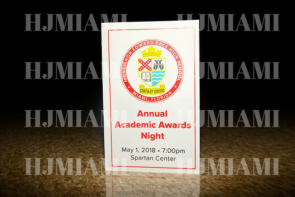 Pace Academic Awards 2018