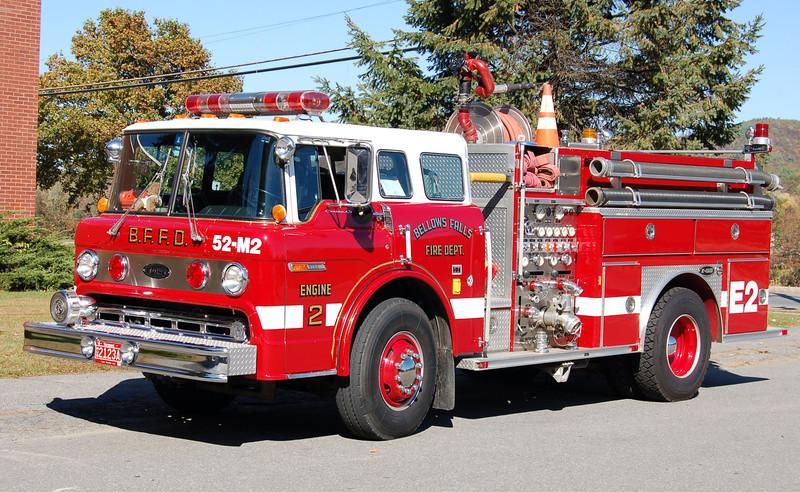Engine 2 1988 Ford/E-One 1000 / 750
