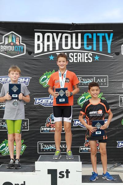 2018 Towne Lake Youth Duathlon & Triathlon