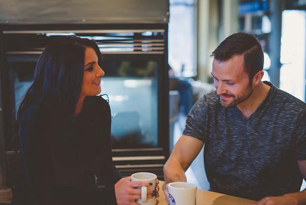 Liz + Jared | Port Washington Engagement Photography