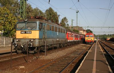 Hungary  Class V43 / 431 / 432 / 433