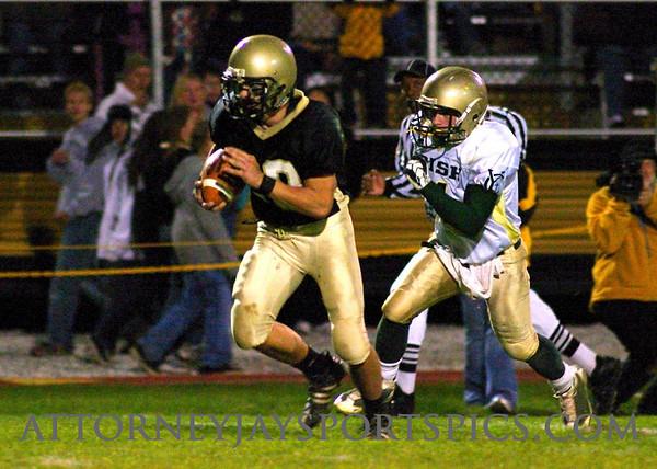2008 10 24 Delone Catholic 42 York Catholic 0
