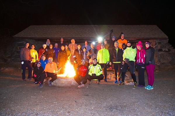 January 2, 2015 - Friday Night Run