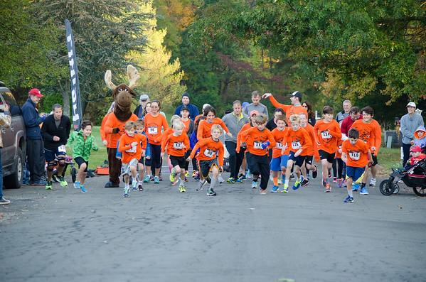 Max's Pumpkin 5k and 1 Mile Run