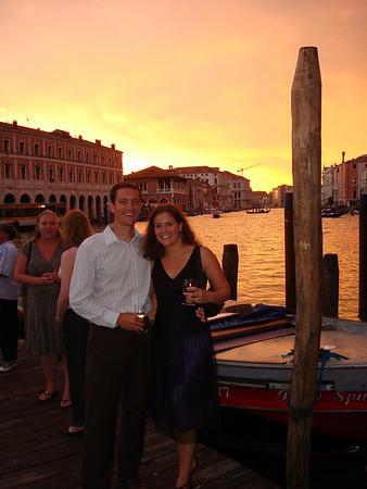 Jay and Robin, Venice