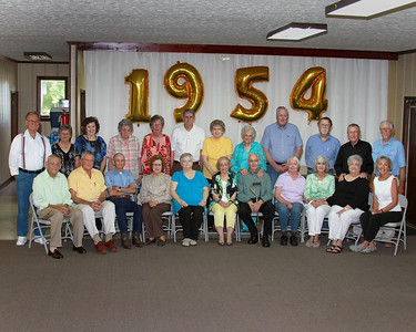 Crossville Classs of 1954 Reunion