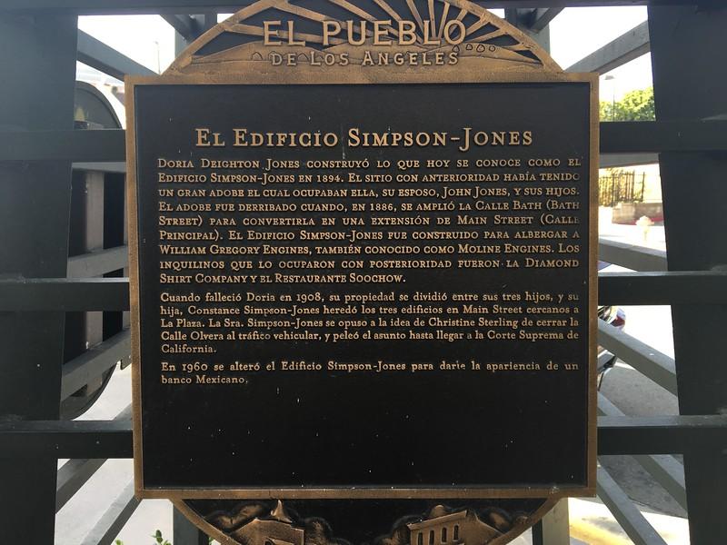 El Edificio Simpson-Jones