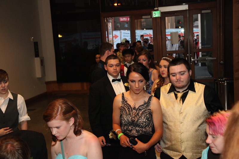 2015 Auburn Mountainview Prom