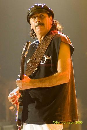 Carlos Santana - The Borgata 2006