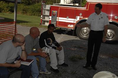 24923 Fire Safet Management Class @ Fire Extensions office