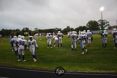North v Washburn Football 10-2-09 (partial)