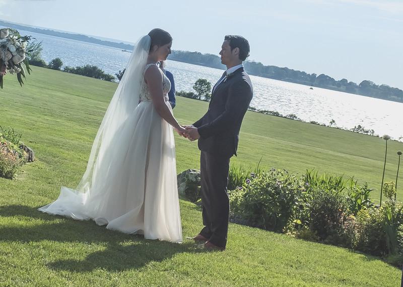 The DiSandro~Merrill Wedding