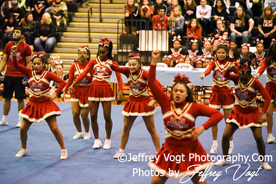 11-12-2016 Wheaton HS at MCPS Cheerleading Championship Division 3 at Montgomery Blair HS, Photos by Jeffrey Vogt Photography