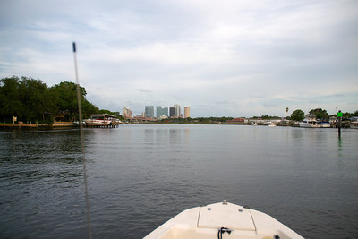 Evening Boat Trip Downtown
