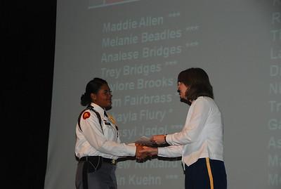 HS Recognition Ceremony - Jan 2012
