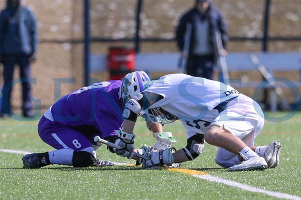 Men's Lacrosse vs. Alfred University