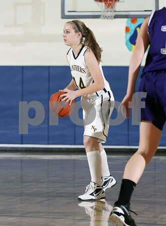 2012 Coudersport Girls JV Basketball @ Northern Potter
