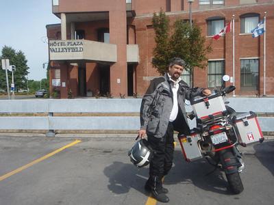 Motorcycle  trip 2011