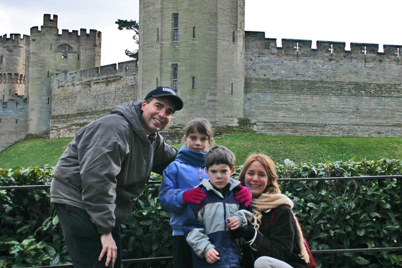Warwick Castle - Feb 2004