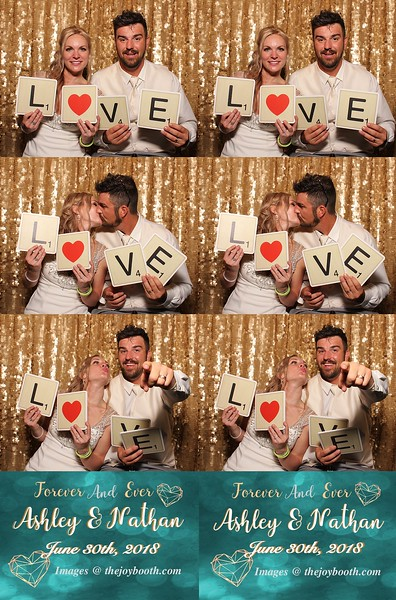 Ashley & Nathan's Wedding 6-30-2018 PRINTS