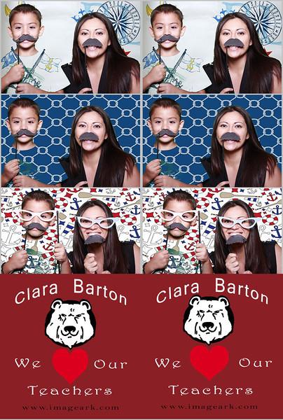 2014 Clara Barton Teacher Appreciation