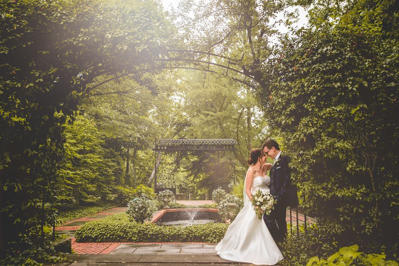 Mr. & Mrs. Czerwien l A Nightown Wedding