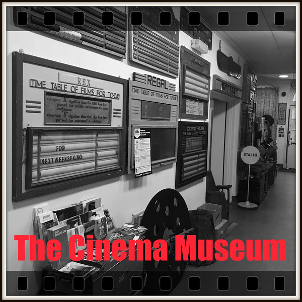 The Cinema Museum, London