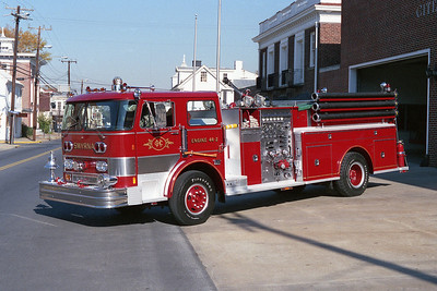 SYNRNA FIRE DEPARTMENT